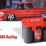 Bateria Optima Red