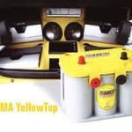 Bateria Optima Yellow
