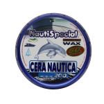 Cera Náutica •Cera de proteção, brilho e impermeabilização da superficie da lancha. •Com exclusivo NAUTIFLON