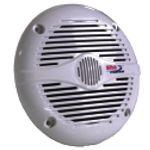 """Alto falante marinizado, impermeável, com diâmetro de 5"""" em policarbono de alta resistência a raios UV e potência de 150 W RMS. Comentários sobre o Produto:"""