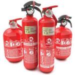 Extintores ABC 1Kg,2Kg